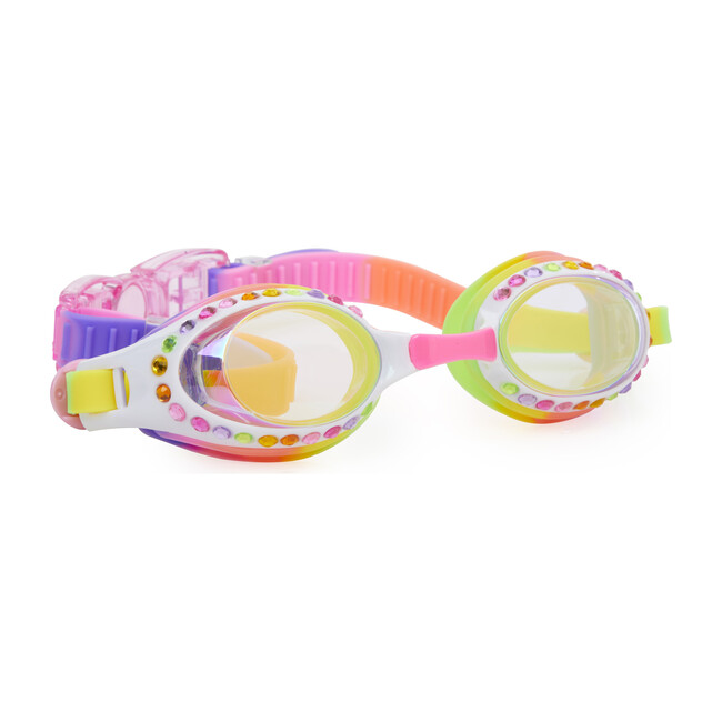 Confetti Adjustable Goggles, Crazy Coconut
