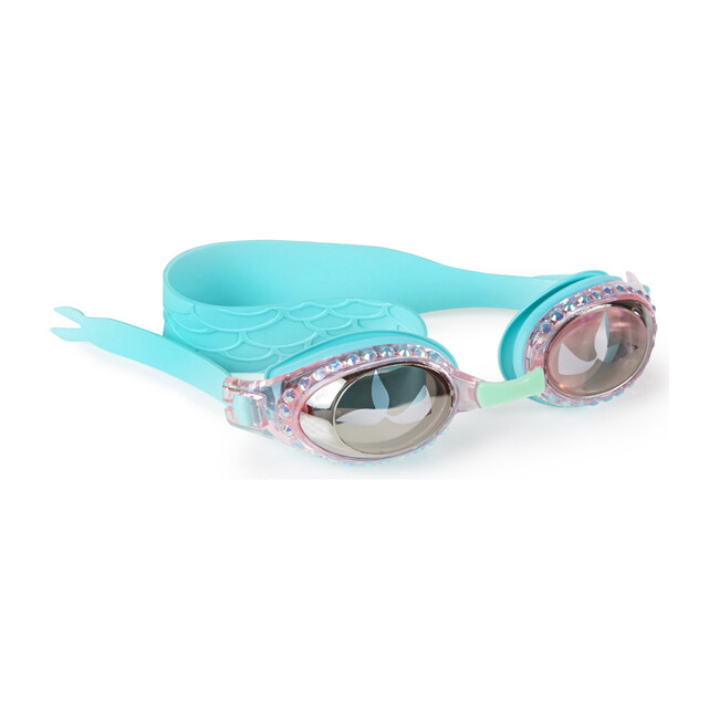 Mermaid Goggles, Blue Sushi