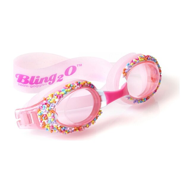 Cake Pop Goggles, Angel Cake Pink