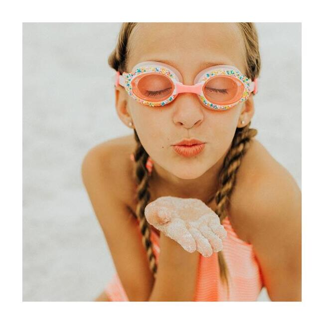Cake Pop Goggles, Angel Cake Pink
