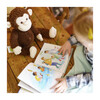 Boodles Plush Toy & What Does a Family Look? Like Book