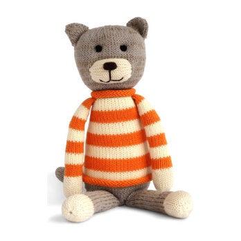 Tomas Cat, Orange Stripe - Plush - 1
