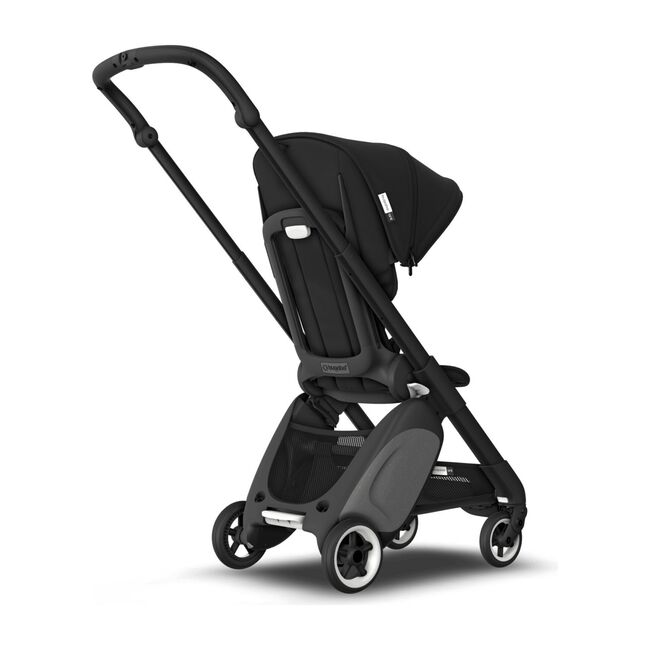 Bugaboo Ant, Black Fabric, Black Chassis