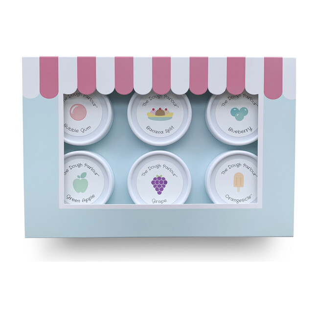 Parlour Pack of 6