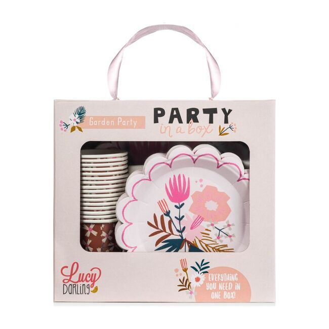 Garden Party Party in a Box