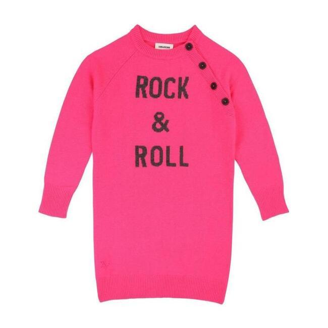 Sweater Dress, Pink