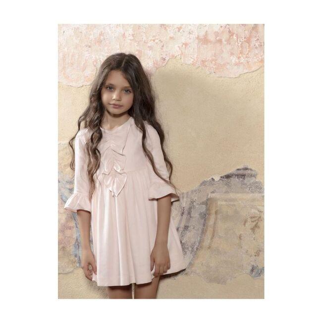 Ruffle Garden Dress, Pink