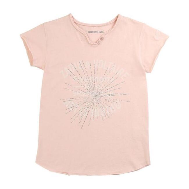 Firework T-Shirt, Pink