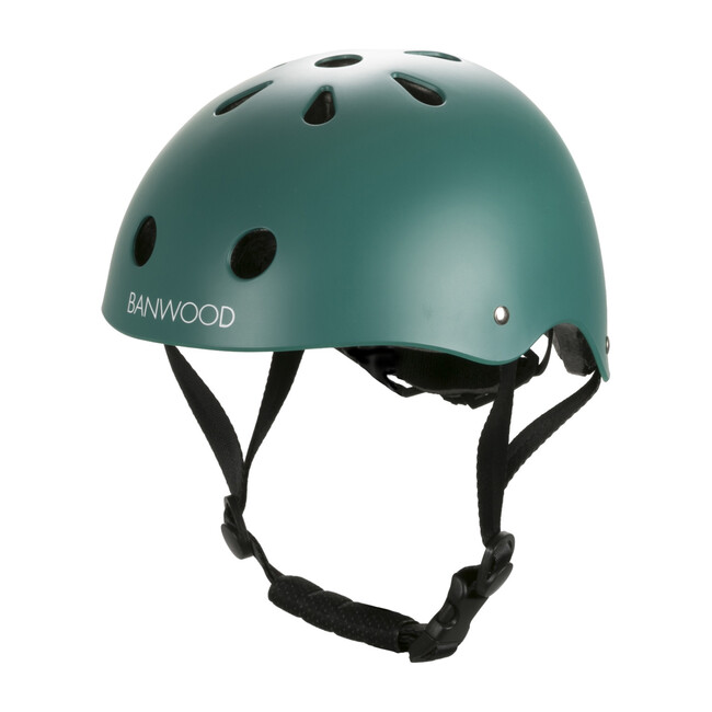 First Go! Scoot Bike Helmet, Green