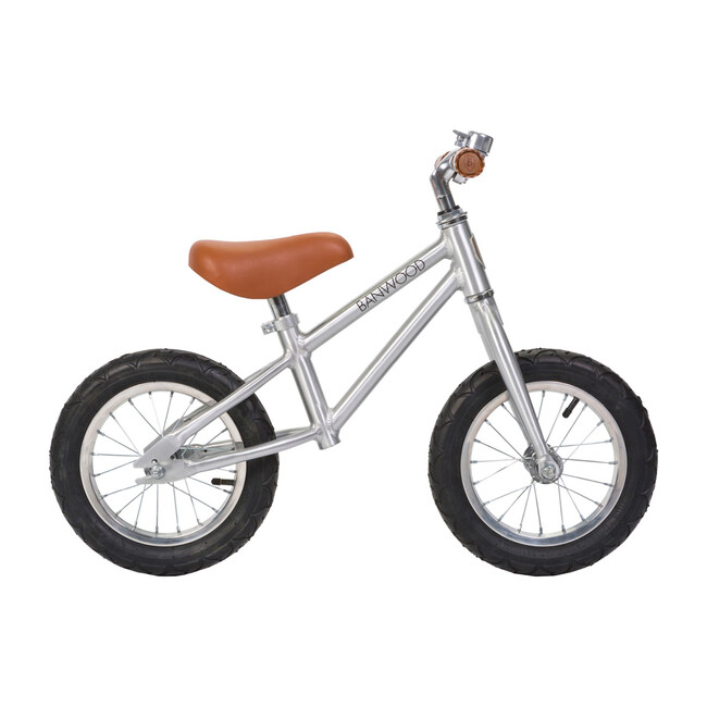 First Go! Scoot Bike, Chrome