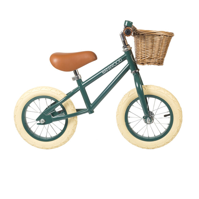 First Go! Scoot Bike, Green