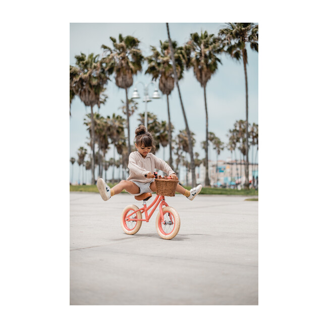 First Go! Scoot Bike, Coral