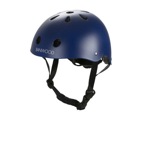 First Go! Scoot Bike Helmet, Navy