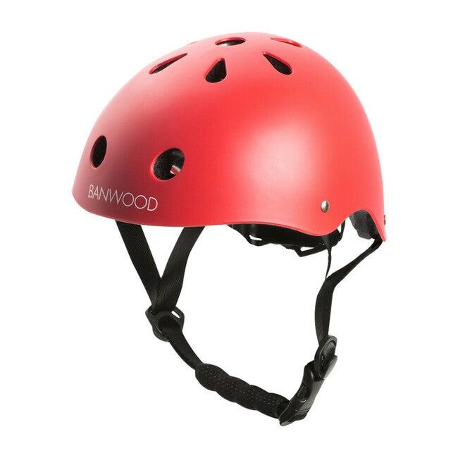 First Go! Scoot Bike Helmet, Red