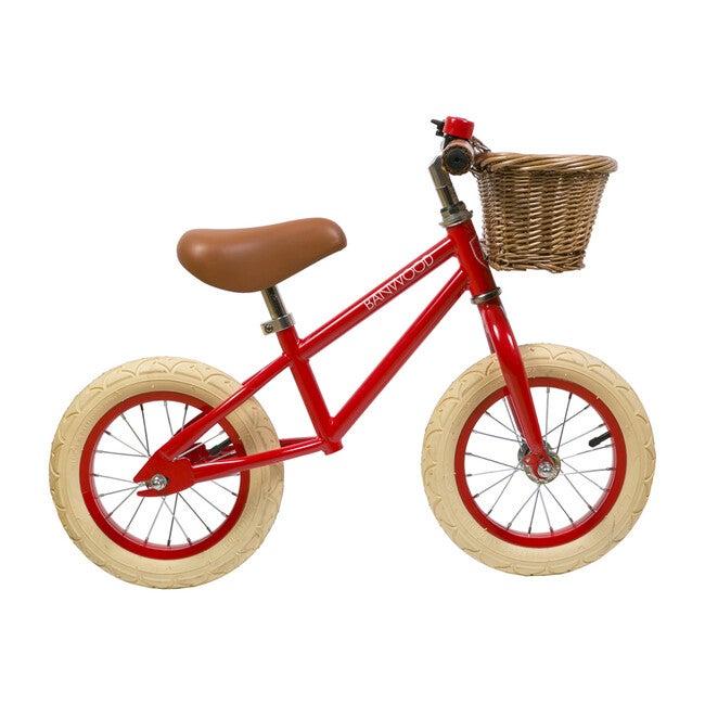 First Go! Scoot Bike, Red - Bikes - 0