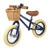 First Go! Scoot Bike, Navy - Bikes - 4