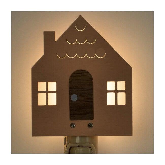 Handpainted Plug-In Nightlight, Cottage