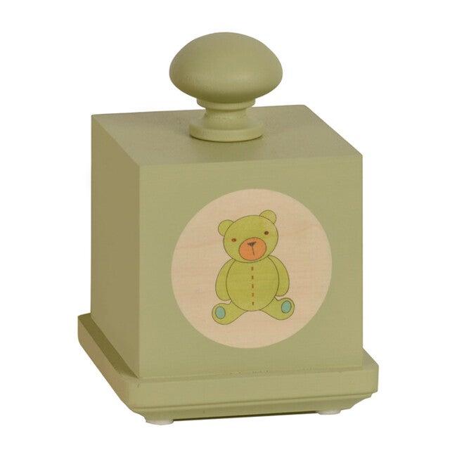 SimpleSweet Music Box, Green Bear