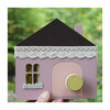 Cottage Music Box, Pink - Accents - 2