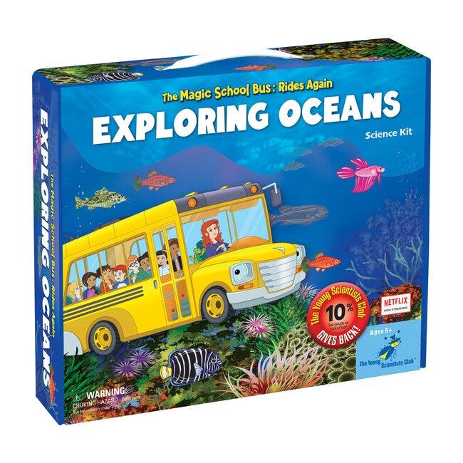 Exploring Oceans