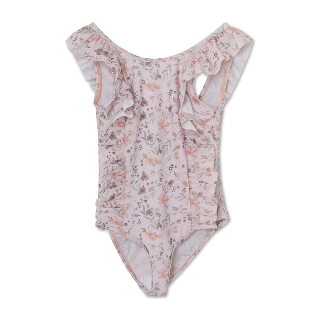Delicia Swimsuit, Mauve Morn Rose