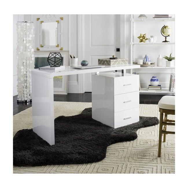 Orrin Desk, White
