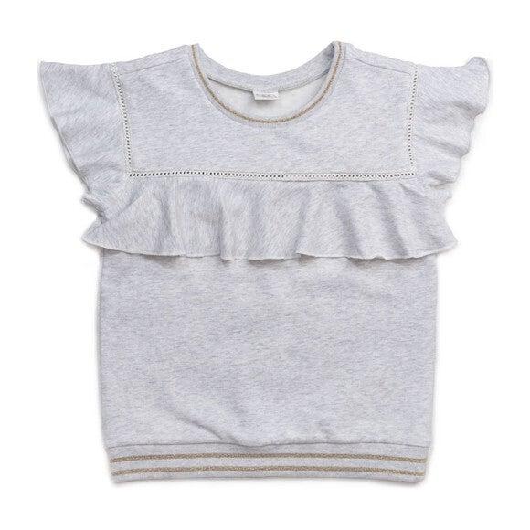 Portia Top, Grey