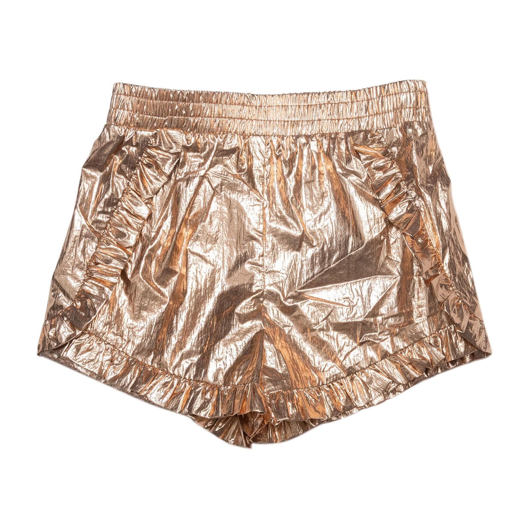 Raelyn Short, Metallic Gold