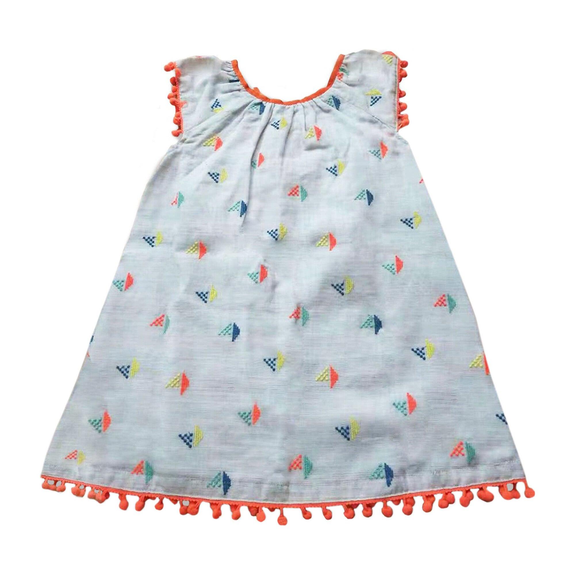 Kelsi Dress, Chambray