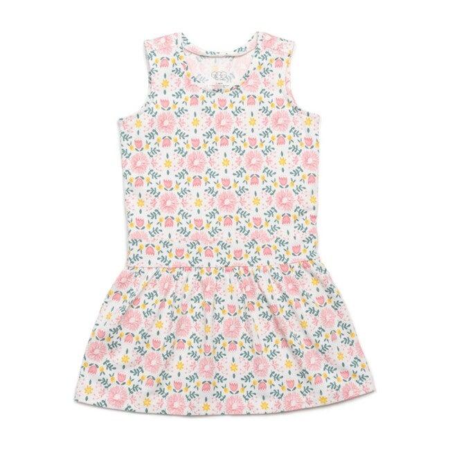 Bella Dress, Flowers