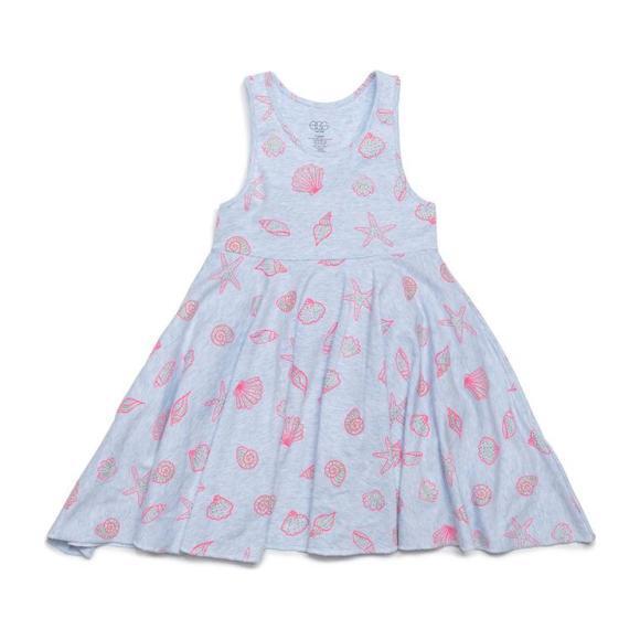 Iona Dress, Seashells