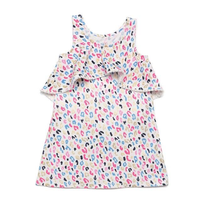 Liza Dress, Leopard