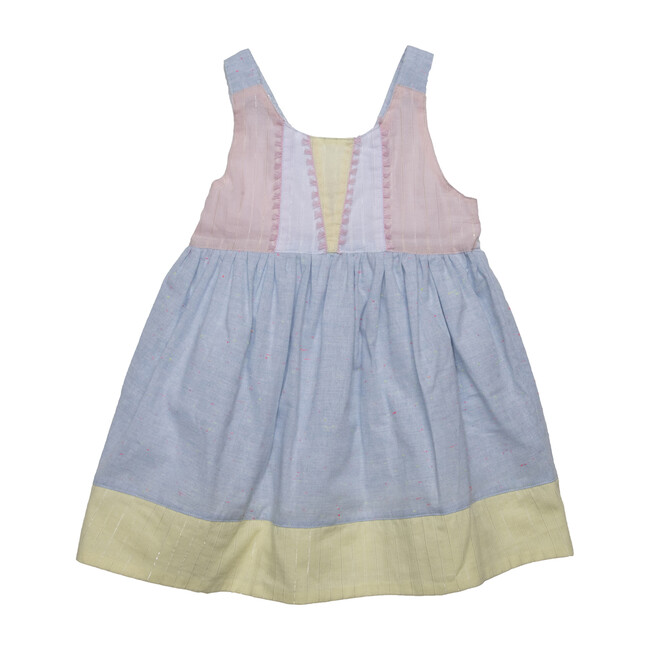 Tiana Dress, Pastel Denim