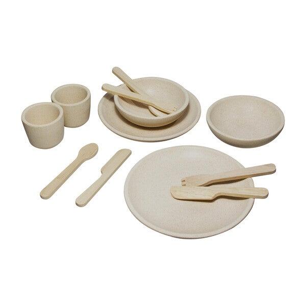 Wooden Tableware Set
