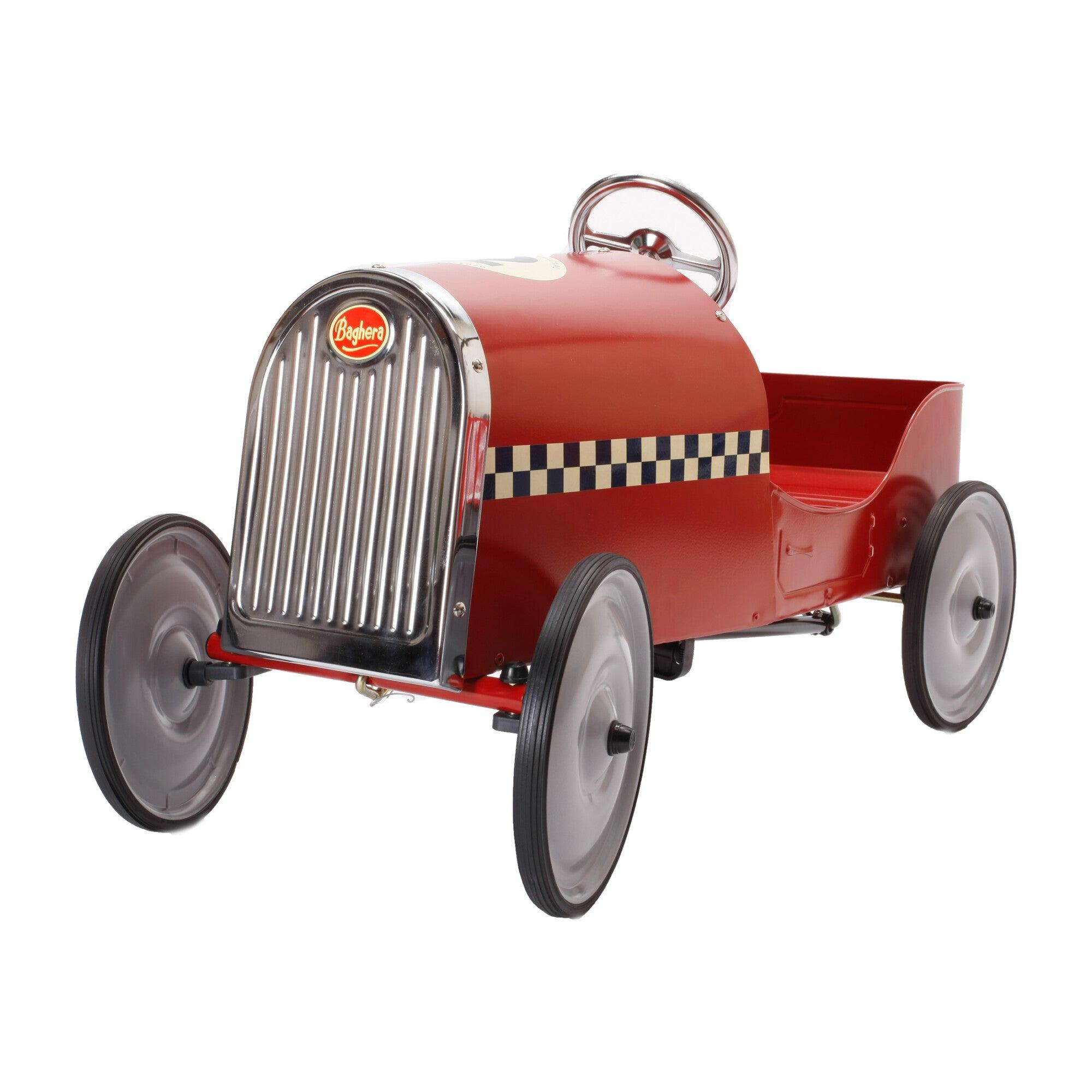 Legend Pedal Car, Red