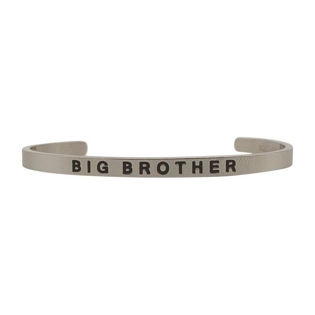 Baby & Child Big Brother Bracelet, Silver