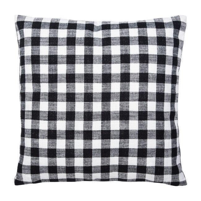 Autumn Pillow, Beige/Black