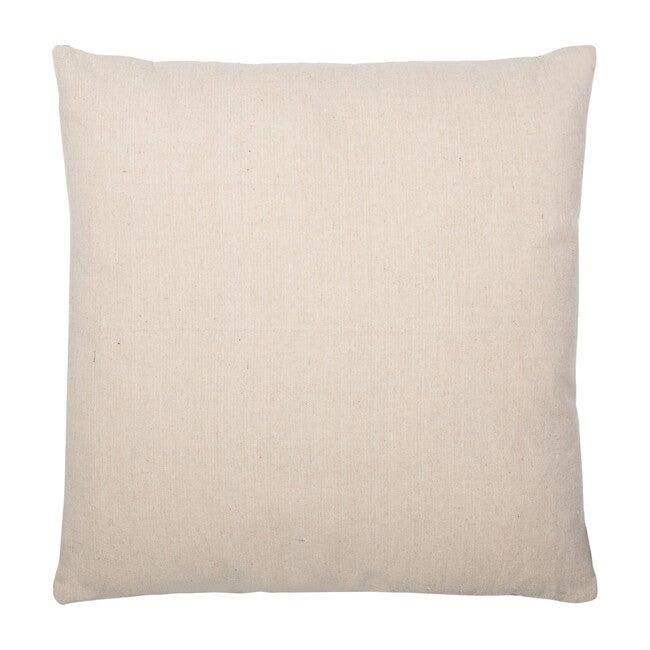 Kensing Pillow, Navy/White
