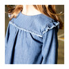 Clementine Dress, Navy Denim - Dresses - 2