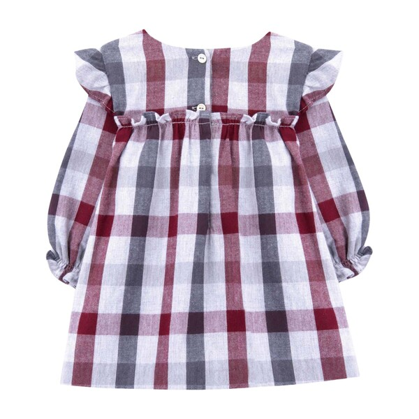 Sally Dress, Plaid