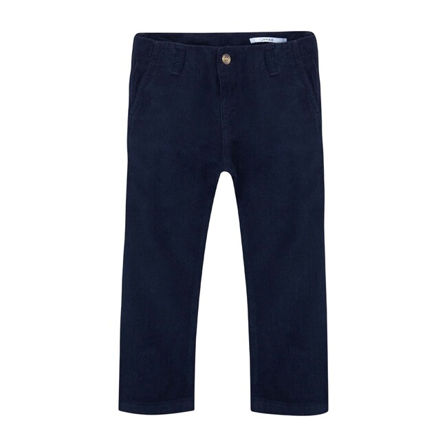 James Chino Trousers, Dark Slate Blue