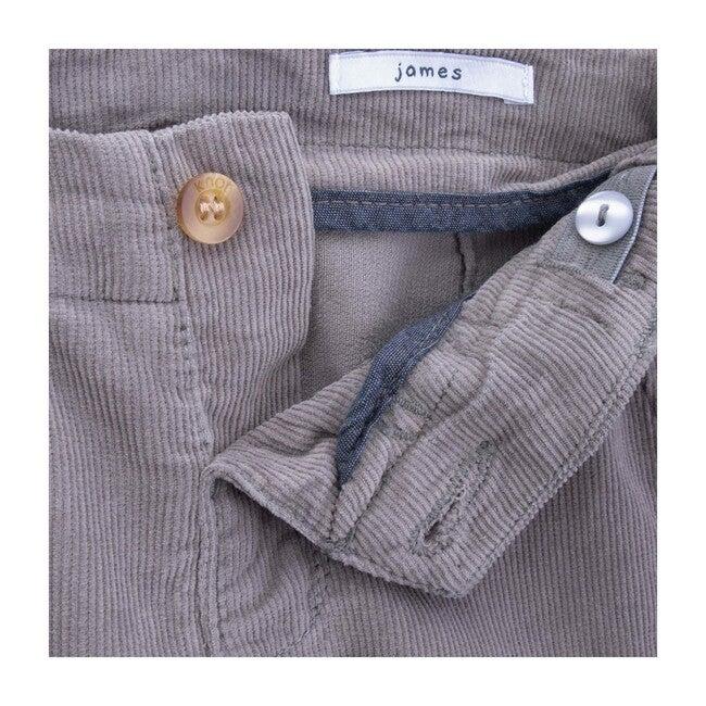 James Chino Trousers, Cloudburst Grey