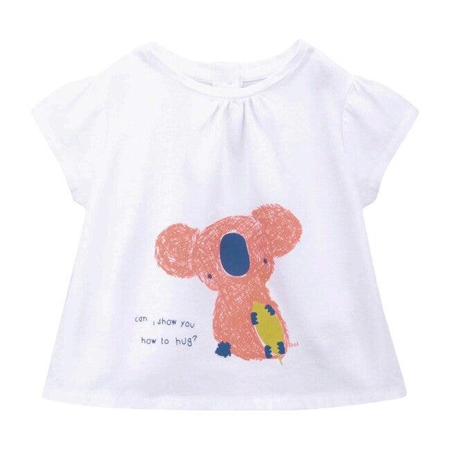 Koala T-Shirt, White