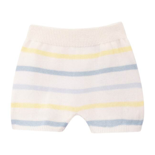 Reef Bloomers, Blue & Yellow Stripes