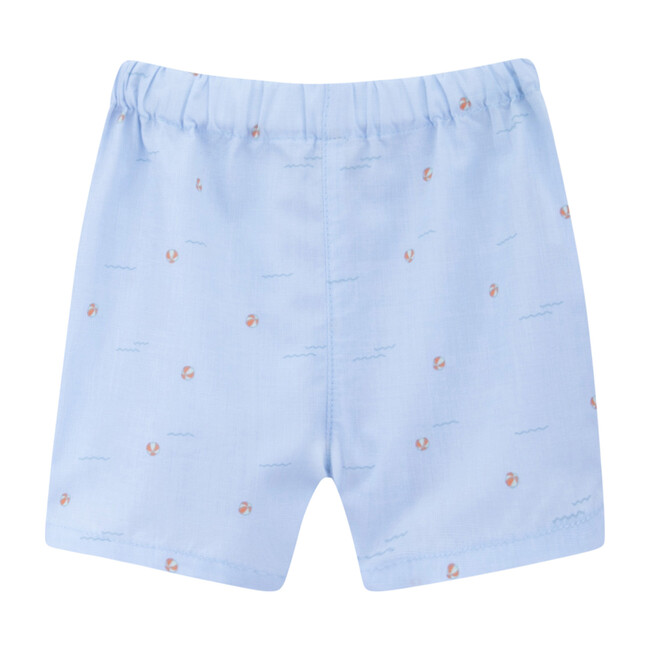 Michael Shorts, Blue