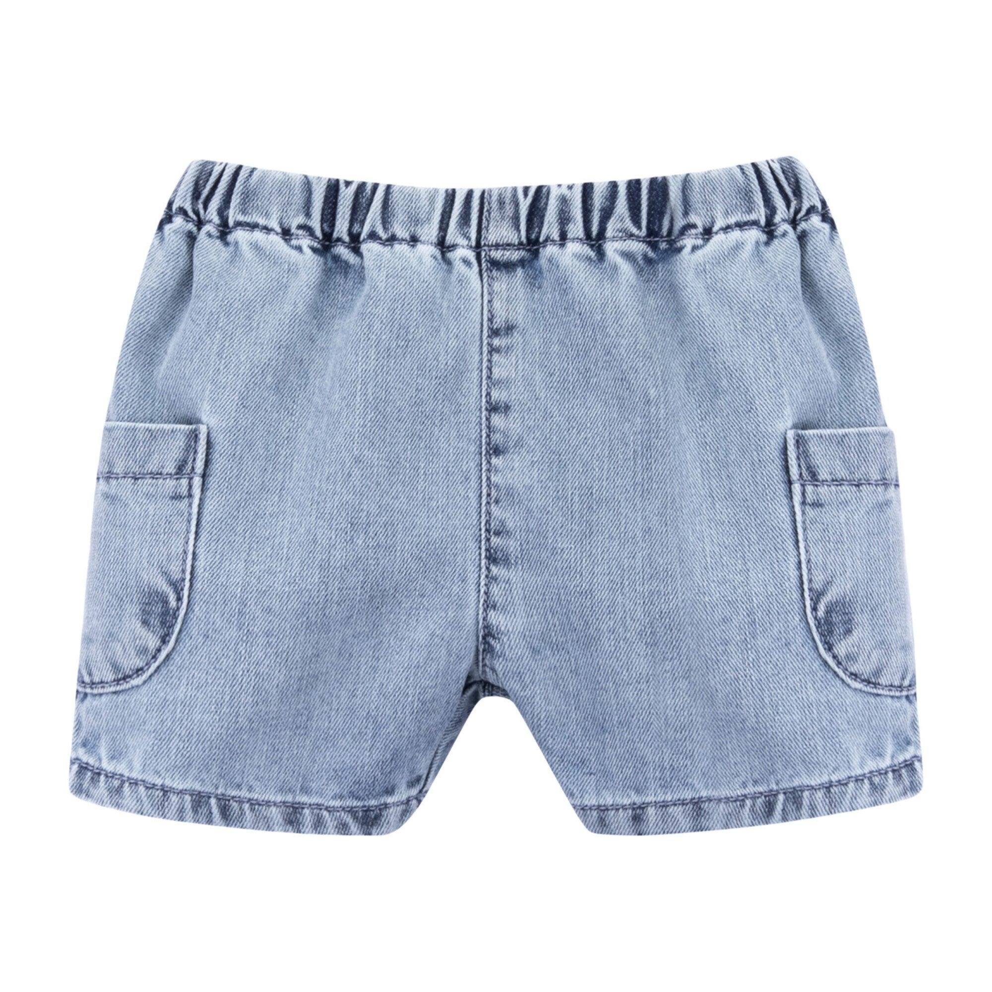 Reno Shorts, Light Denim