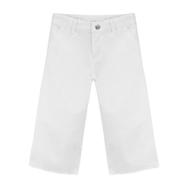 Serena Trousers, White