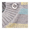 Knitted Sweater, Stripes - Sweaters - 4