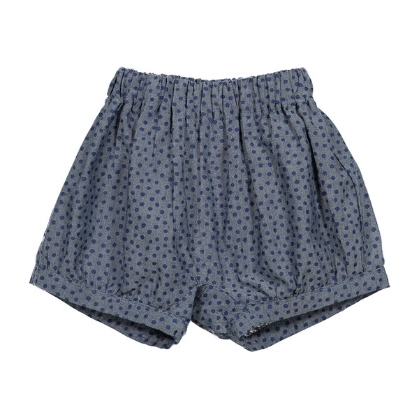 Bloomers, Navy Dots