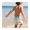 Swim Shorts, Jungle Blue - Shorts - 2